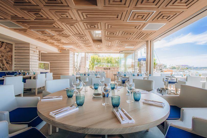Restaurant Ecrin Plage Cannes