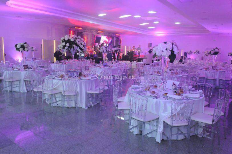 Salle Le Palmier