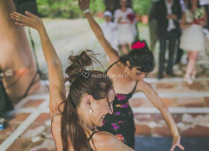 Flamenco mariage Espagne