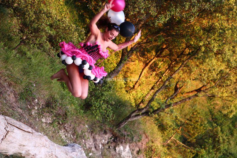 Robe Ballons