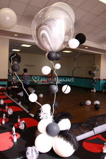 ballon concept. Black Bedroom Furniture Sets. Home Design Ideas