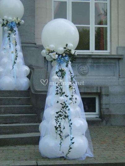 Ballon concept - Decoration de ballon pour mariage ...