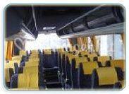 Intérieur bus