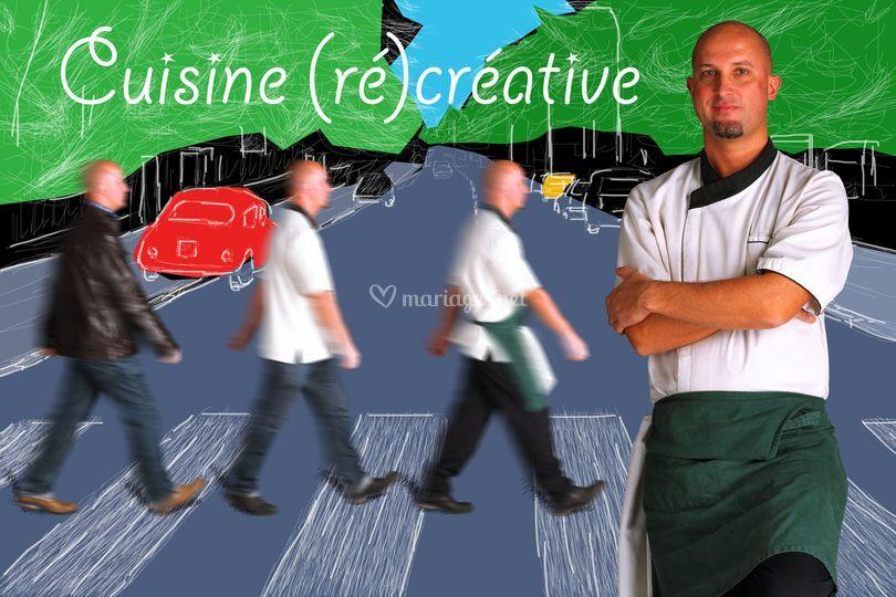 Cuisine (ré)créative