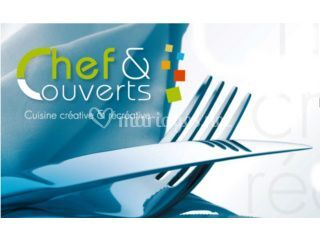i love my traiteur by chef et couverts logo
