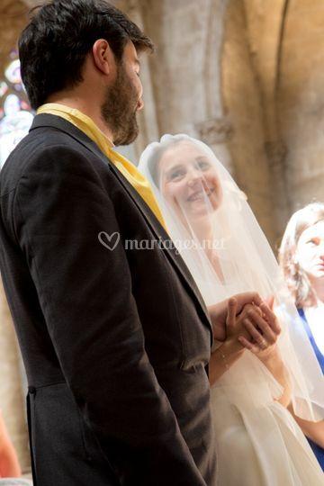 Joie de la mariée
