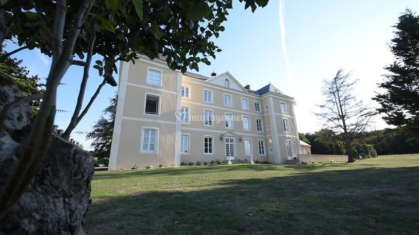 Video mariage chateau