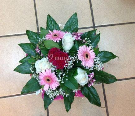 Bouquets bulles