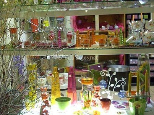 Composants et accessoires de décoration