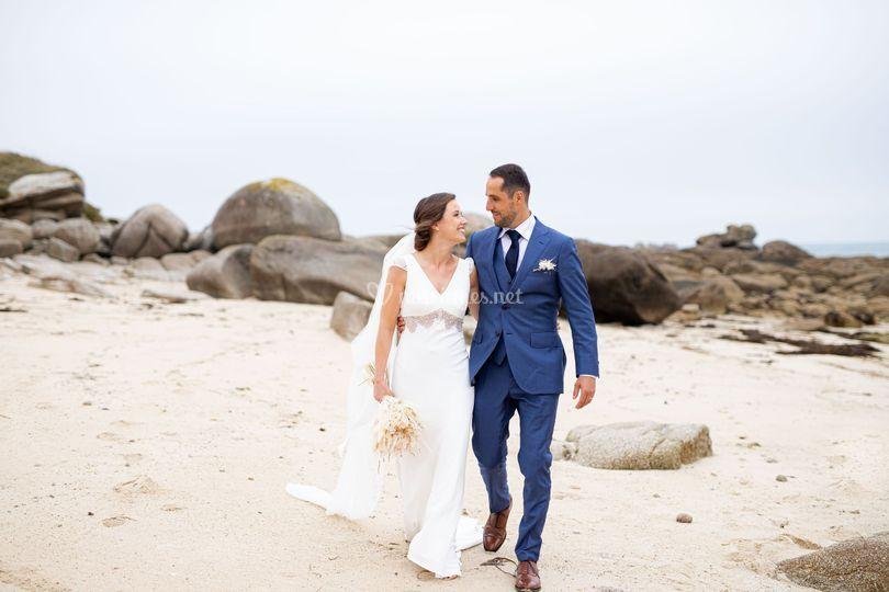 Mariage hôtel de la mer