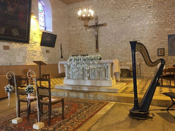 Eglise de St Agnant