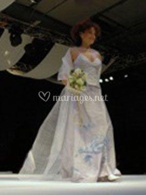Robe de mariée défilé