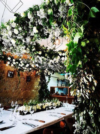 Ciel de fleurs