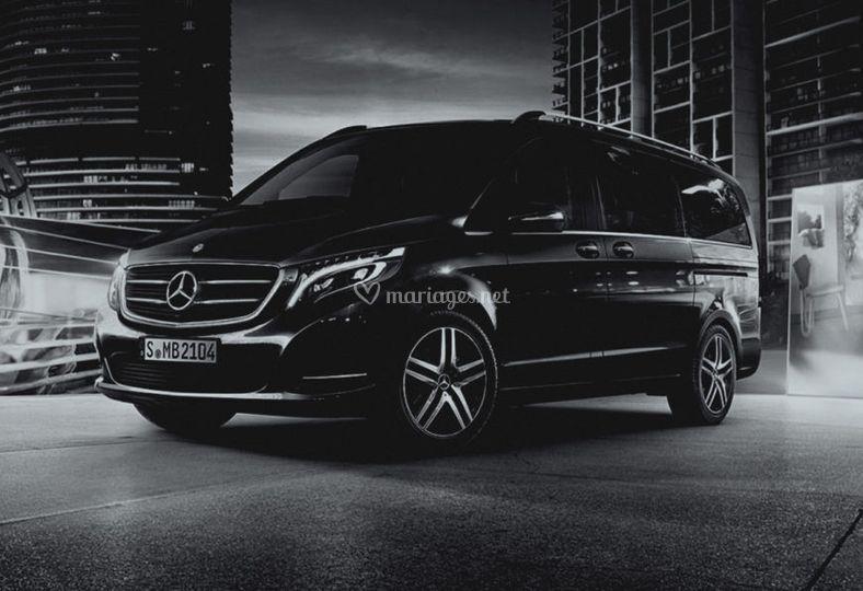 Mercedes classe V navette