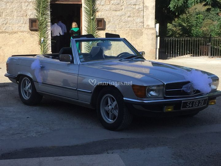 Mercedes SE