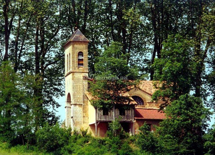Église de Castex à 200m