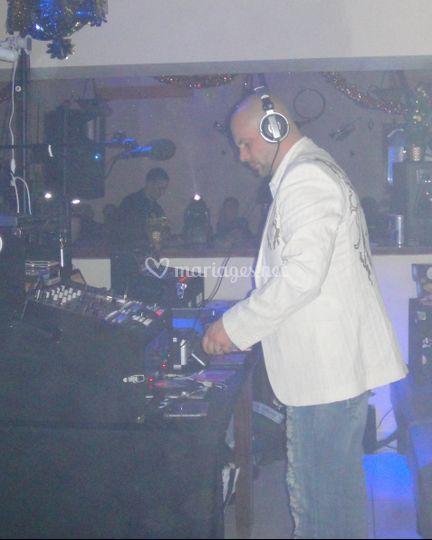 DJ prestation
