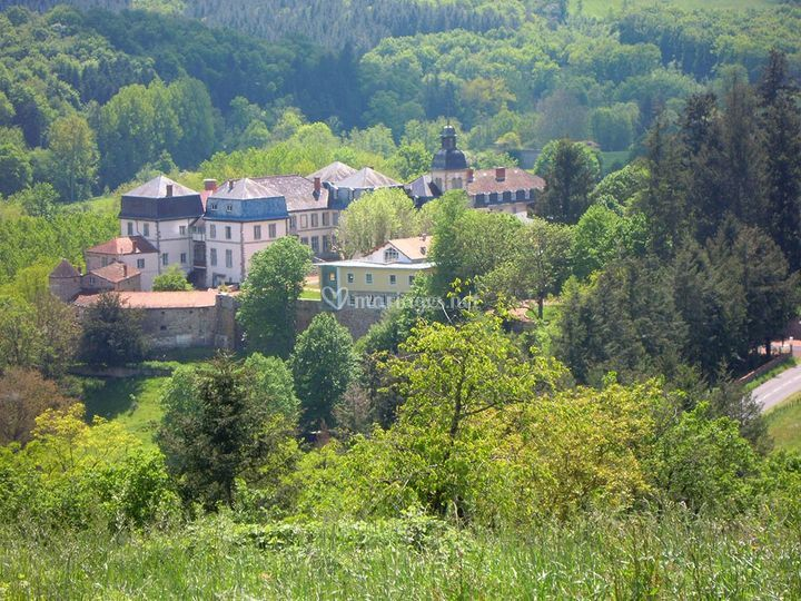Abbaye de Pradines