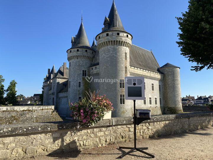 Photobooth Sully Sur Loire
