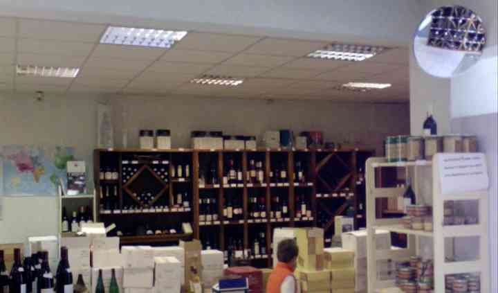 Magasin interieur