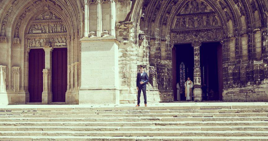 Seul... Cathédrale de Beaux