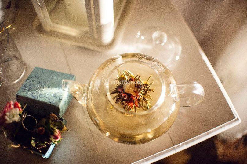 Rituel fleur de thé