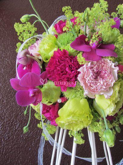 Florania - Suspension florale exterieure ...