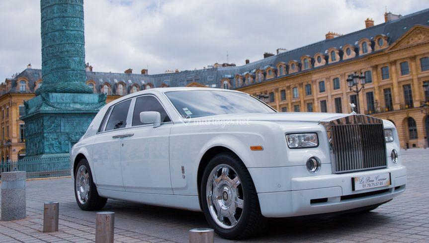 Rolls Royce location