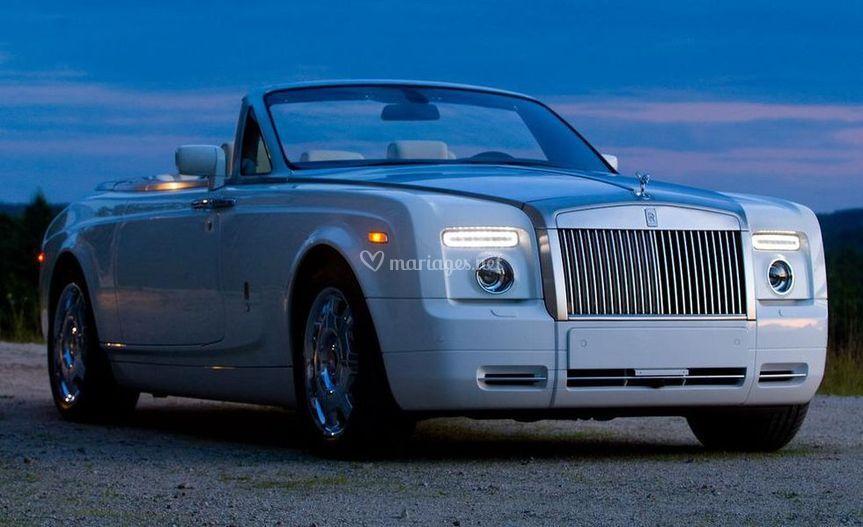 Rolls Phantom Drophead cabriol