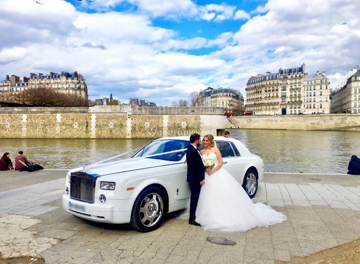 Location voiture mariage rolls