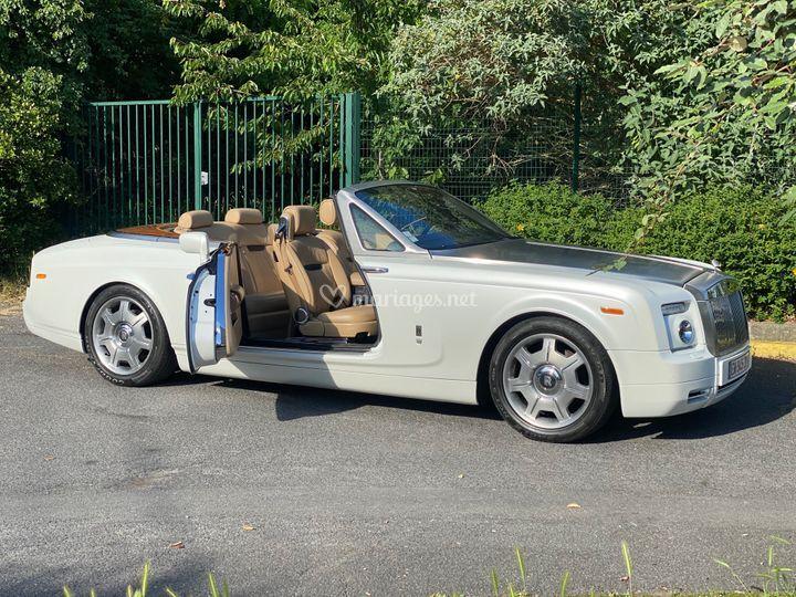 Rolls Royce Drophead paris