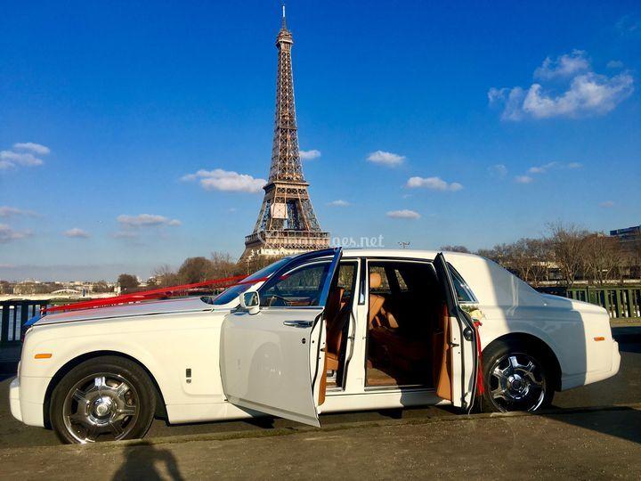 Location Rolls Royce mariage