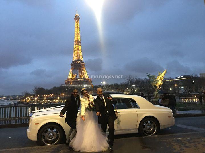 Paris location Rolls