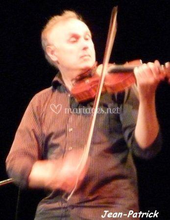 Jean Jacques Violon Solo Patrick Guitare