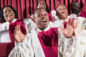 Battery Music Gospel