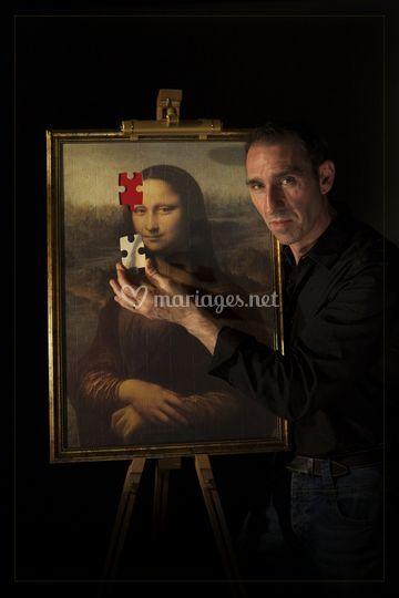 David Santini Magicien