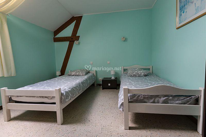 4 chambres et 16 couchages