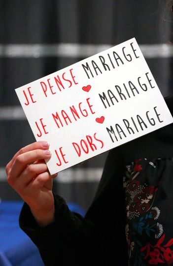 Mariage toujours!