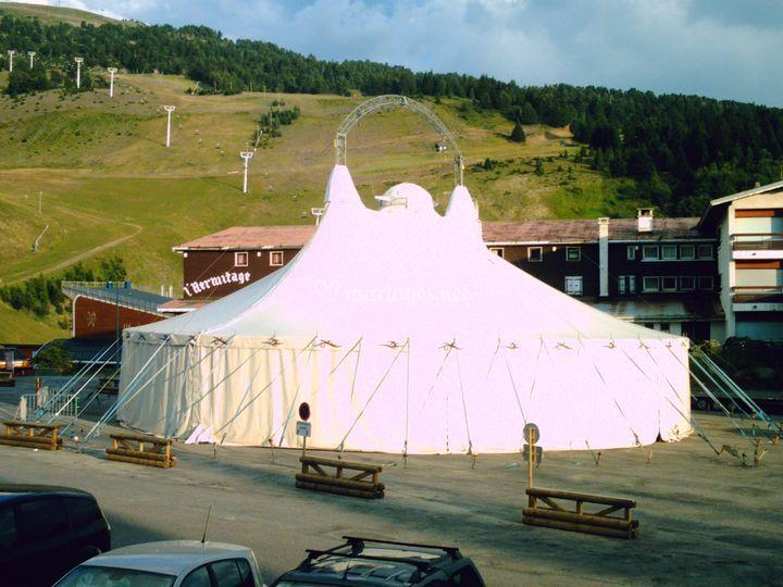 Cirque Event