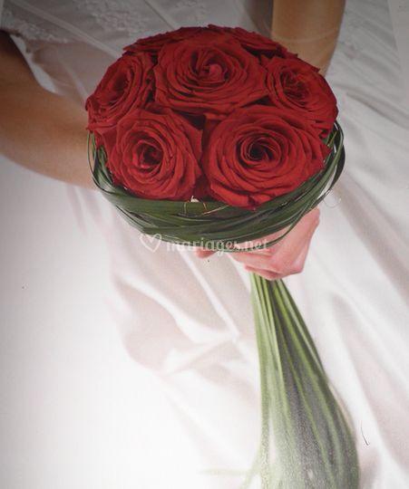Pour votre bouquet roses rouges