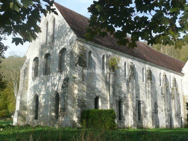 Abbaye Fontaine-Guérard