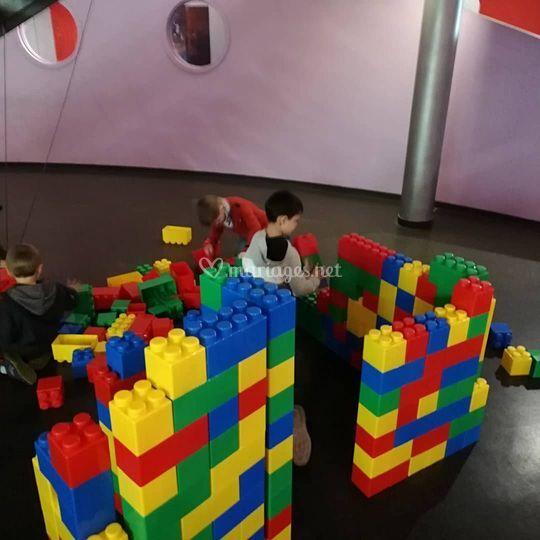 Lego Géant