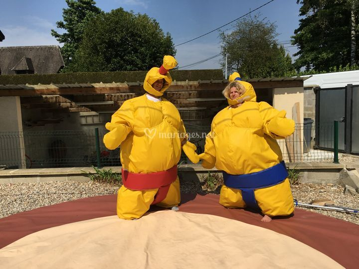 2 jeux taille adultes