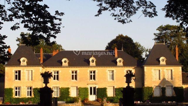 Le château de Mauprié