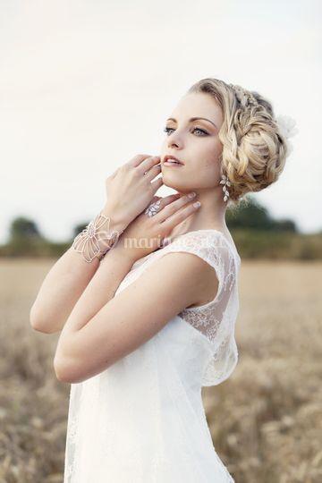 Lucie Champion Maquillage