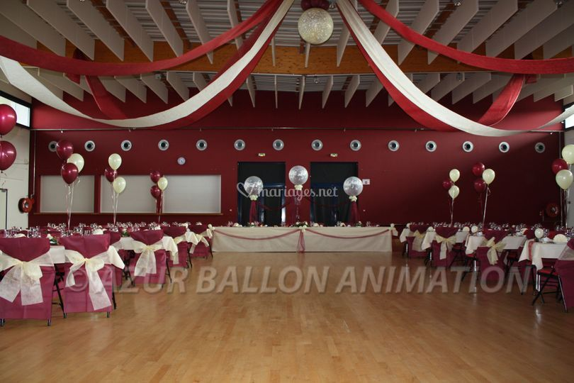 Décorations ballons mariage
