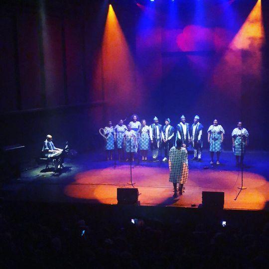 Concert AIVB pour la ville du