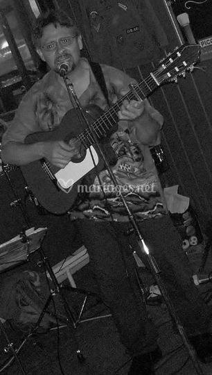 Guitariste chanteur