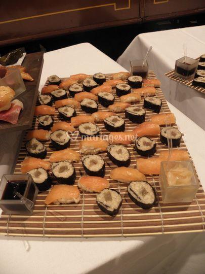 Sushi/ maki