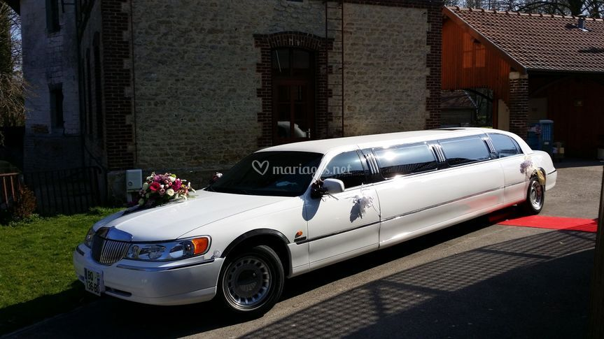 Limousine Troyes